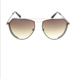 Balmain Women's Aviator Sunglasses BL2532B NEW